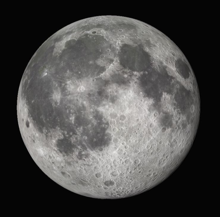 Luna llena junio 2016