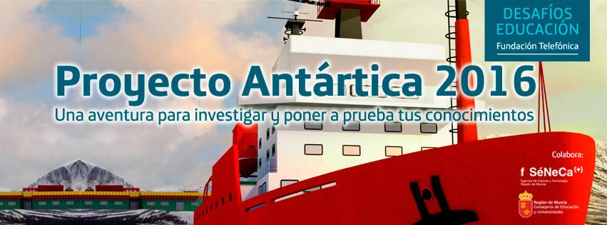 Resultado de imagen de proyecto antártica