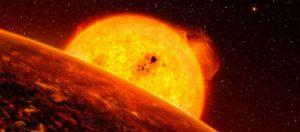El mundo anillo. Viaje a un exoplaneta