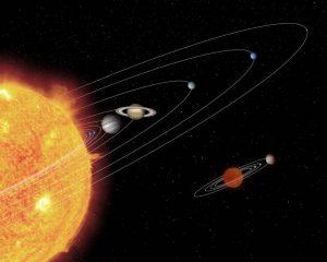 """Planetario: Sesión """"Sistema solar"""" @ 19:00 h"""