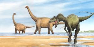 La Costa de los Dinosaurios @ Hasta el 22 de septiembre