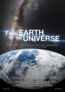 """Planetario: Documental del mes """"De la Tierra al Universo"""" @ 11:00 y 12:30 h"""