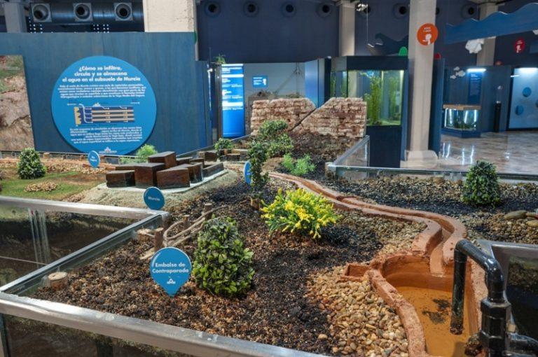 Museo de la Ciencia y el Agua. Murcia