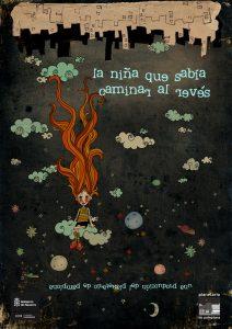 """Planetario: """"La niña que sabía caminar al revés"""" @ 13:00h"""