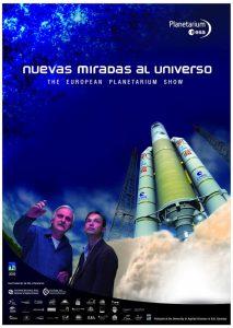 """Planetario: Documental del Mes """"Nuevas miradas al Universo"""" @ 18:00h"""