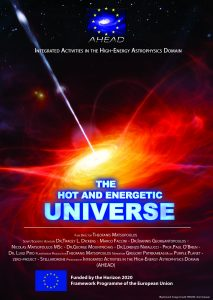 """Planetario: Documental del Mes """"Un universo caliente y energético"""" @ 18:00h"""
