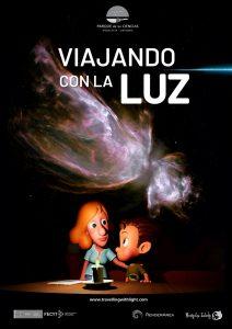"""Planetario: """"Viajando con la luz"""" (ESTRENO) @ 13:00 h"""