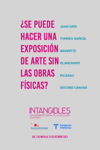 """Exposición """"Intangibles. Una experiencia digital de la Colección Telefónica"""""""